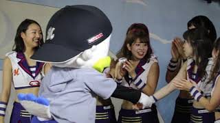 vs 福岡ソフトバンクホークス25回戦 試合後スペシャルステージから M☆Sp...