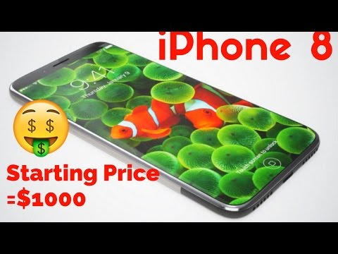 Iphone 8 may not come in 64GB model- Why Iphone 8 will be expensive?