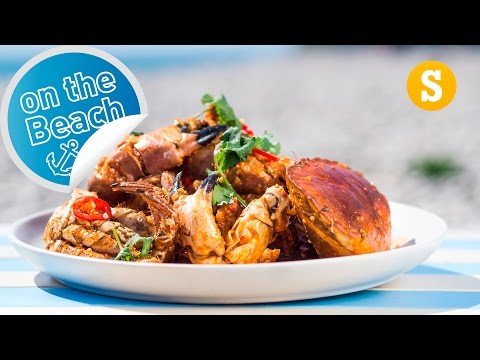 Singapore Chilli Crab: Out of the City