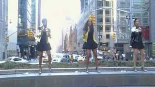 GIRRL 1ST CLASS VIDEO SCENE IN NYC