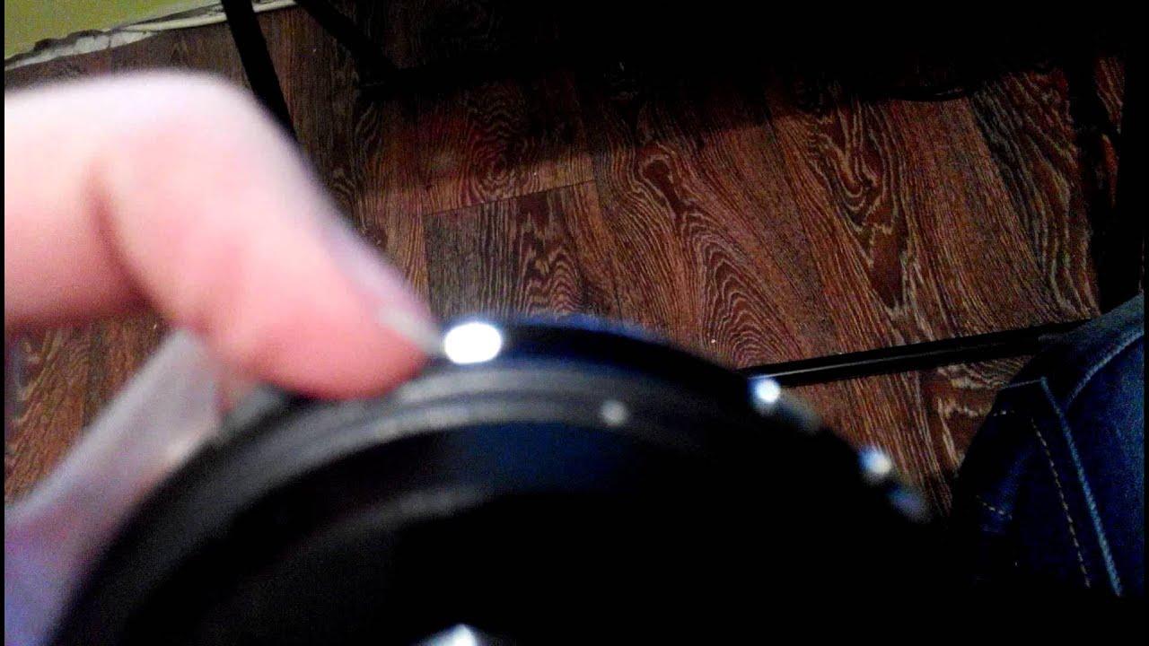 bluedio broken button