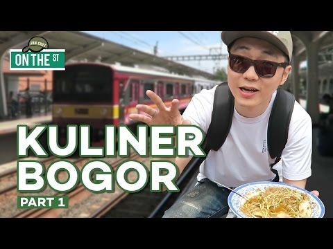 JUNCHEF WISATA KULINER DI BOGOR Part 1 | BOGOR CULINARY