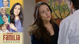 Julieta descubre que Robert le oculto la verdad | Mi marido tiene familia - Televisa