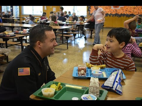 District Welcomes School Resource Officer
