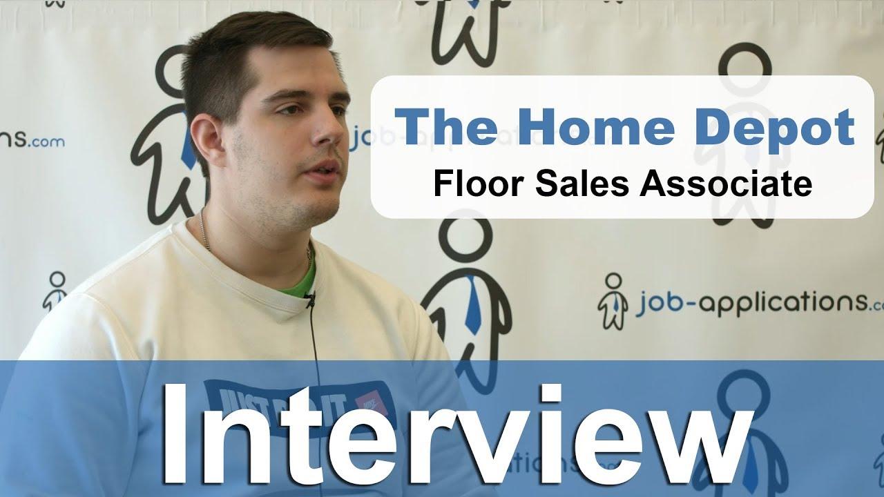 The Home Depot Sales Associate - Job Description & Salary