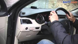 Peugeot 508 2011. «Head up Display»