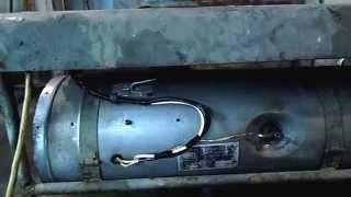 Дизельный автономный отопитель ОВ-95