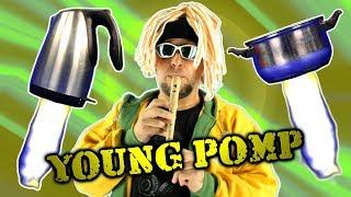 """YOUNG POMP - """"CZAJNIK I GARNEK"""" prod. CHWYTAK [ChwytakTV]"""