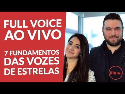 🔴 AO VIVO - 7 Fundamentos Das Vozes De Estrelas