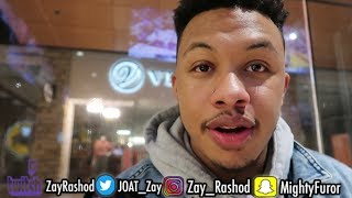 First Vlog Ever!!!   Drunken Vlog That Gets Drunker   Zay Rashod EP#1