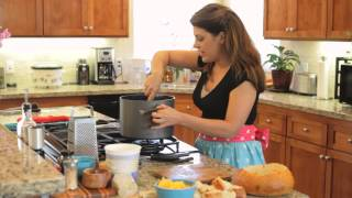 Low-fat Cold Spinach Cheese Dip : Skinny Recipes
