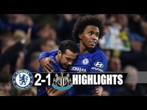 Chelsea vs Newcastle 2-1 -- Ꭺll gоаlѕ & HᎥghlіghtѕ English Commentary  HD 12-1-019 Mp3