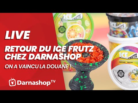 Ice Frutz 50 gr vidéo