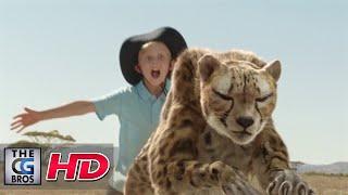 "CGI VFX Breakdown: ""Woolworth Cheetah"" - by AltVFX"