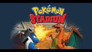 ITS LIT ITS LIT LETS GO Pokemon stadium #1