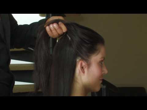 How to Do a Half-Up Half-Down Hairstyle- Fashion & Beauty- ModernMom from YouTube · Duration:  4 minutes 20 seconds