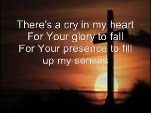 Cry In My Heart Instrumental w/ Lyrics