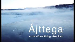Ájttega - en dansföreställning växer fram. Del 3.