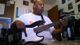 The Isley Brothers - Fight The Power, Part 1 (Bass Cover)