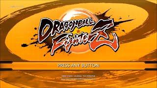 Dragon Ball FighterZ Abridged Voice Pack Mod V.20 Trailer