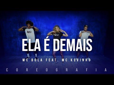 Ela é Demais - MC Bola feat. MC Kevinho | FitDance TV (Coreografia) Dance Video