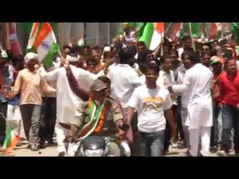 Tiranga Yatra malpura part 1st