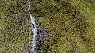 Epic mountain bike tours of New Zealand (short version)