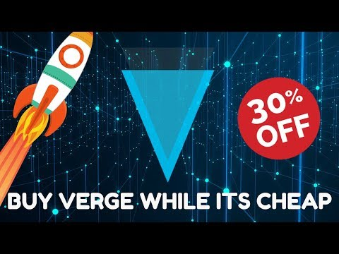 Why Verge May Be The Best Privacy Cryptocurrency. (Coin Analysis/Price Prediction)
