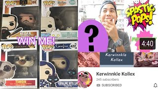 Shoutout Support Sunday + A New Funko Pop Giveaway