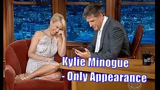 Kylie Minogue - Australia's Sweetheart - Only Time With Craig