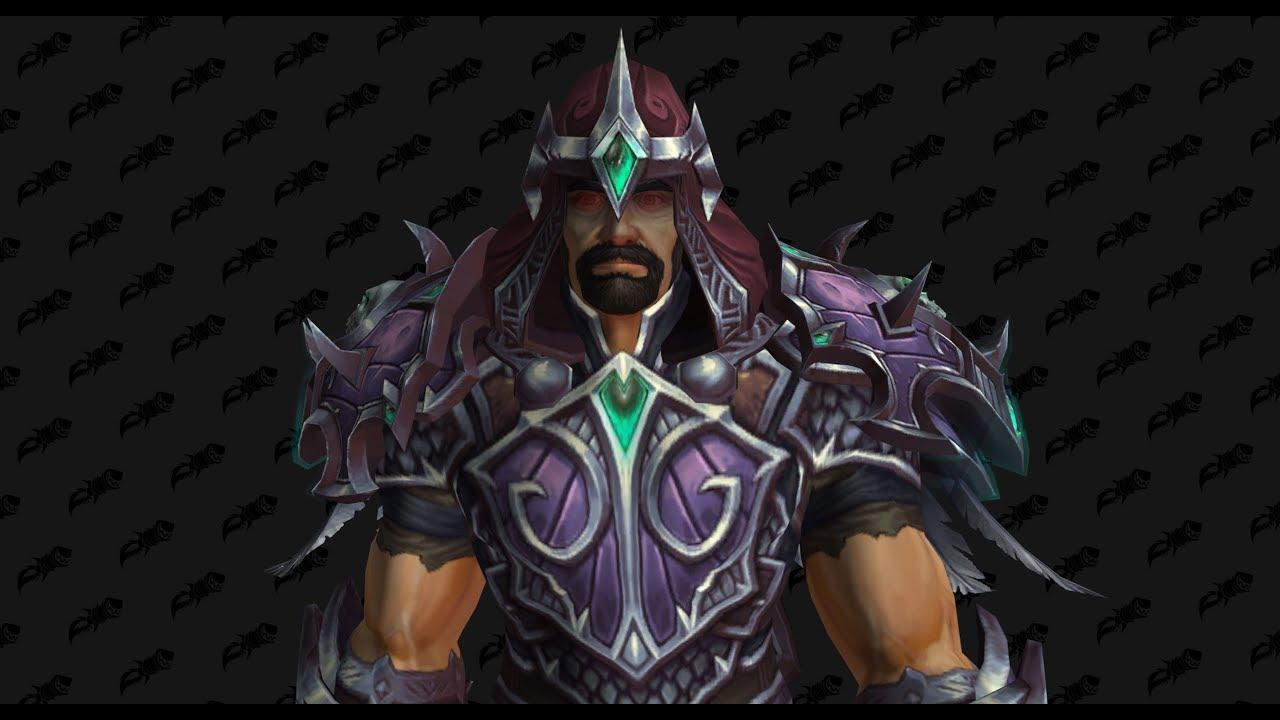 Eagletalon Battlegear Hunter Tier 19 The Nighthold T19 Youtube