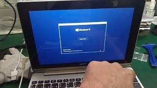 Acer aspire switch sw5-012 Boot windows USB  ¡SOLUCION DE PROBLEMAS AL NO RECONOCER USB CON WINDOWS!