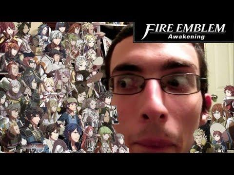 Fire Emblem Awakening Characters Summerized