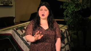 Come Home From Allegro sung by Leigh Toltz