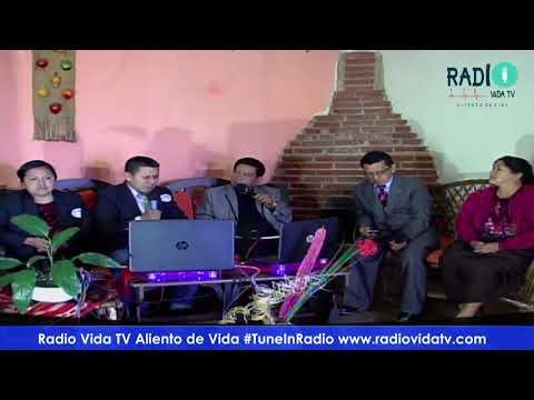 Download Testimonio de Eduardo Tiriquiz  y MarInes e inicios de Radio Vida TV