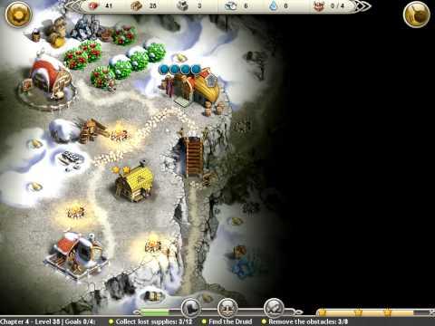 Viking Saga 3: Epic Adventure - Level 35