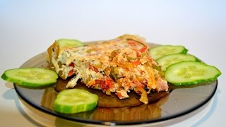 ОМЛЕТ! Омлет с овощами. Простой рецепт. Omelette with vegetables . Egg. Vegetables.