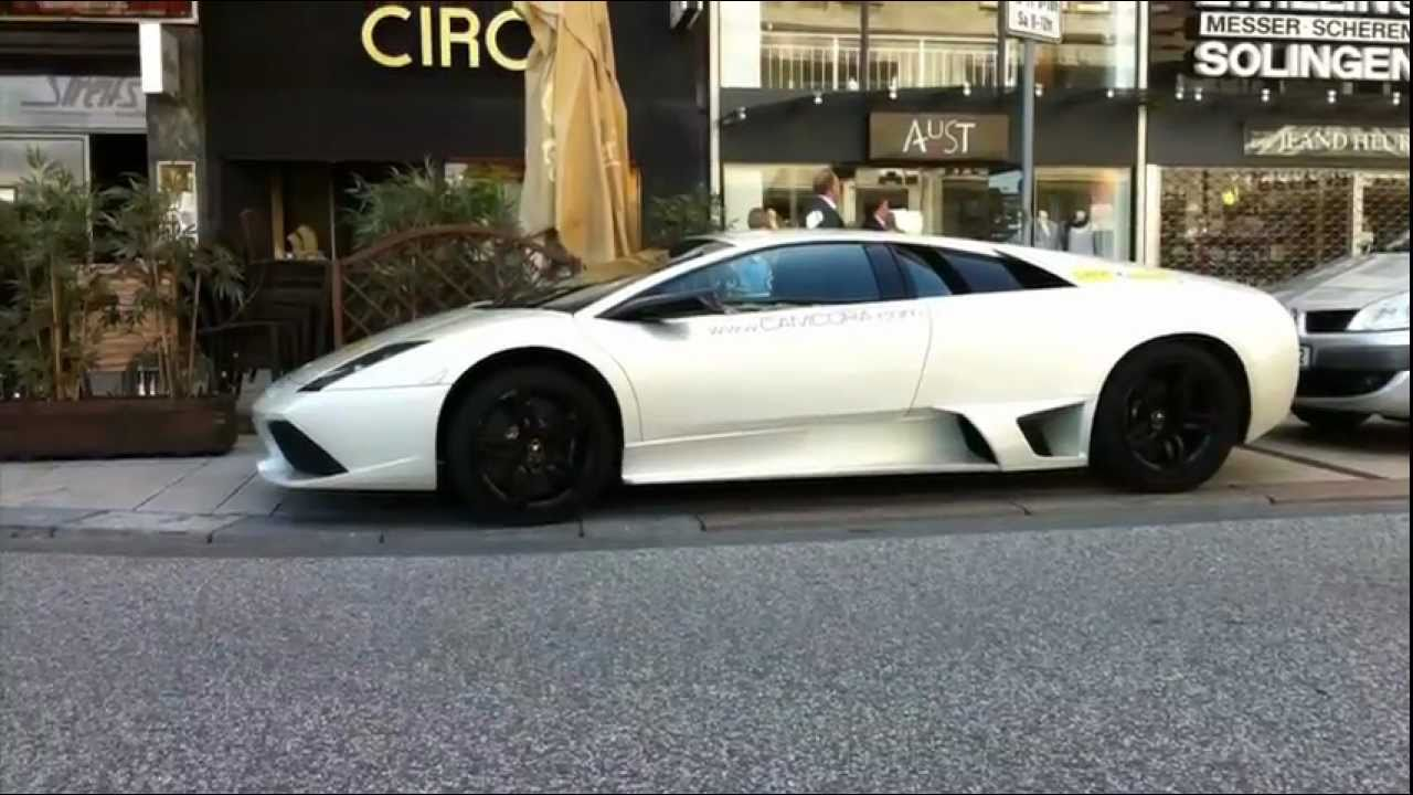 Sexycora S Lamborghini Murcielago Lp640 Start Up Loud