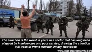 Forex Response to Russian Invasion of Ukraine
