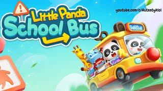 Baby Panda's School Bus - Let's Drive! (HD 1080p) screenshot 3