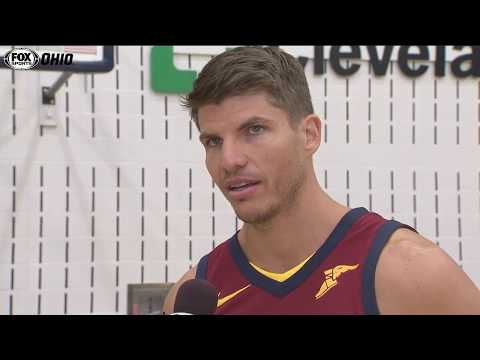 Kyle Korver reflects on pain of losing 2017 NBA Finals, looks ahead to new season