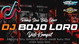 DJ Bojo Loro - DIDI KEMPOT || Remix Slow Bass Glerr || Wonosobo Slow Bass || DJ Cemplon X CTB