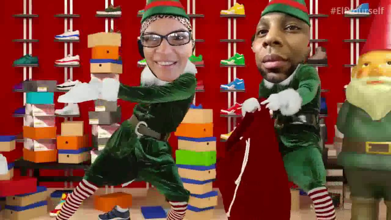 Check out my ElfYourself Dance! - YouTube