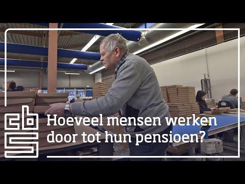 werken tot pensioen