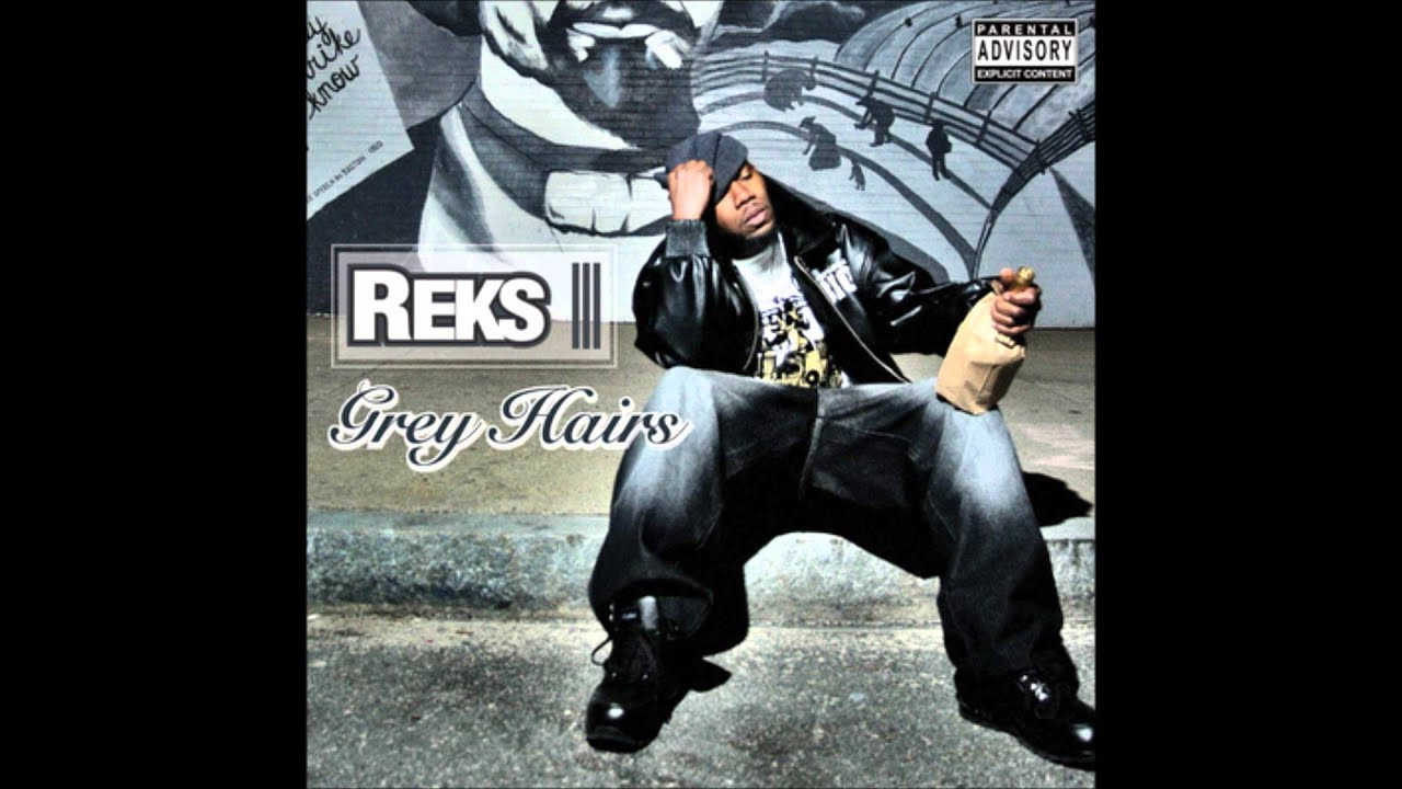reks grey hairs album