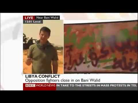 BBC World News with Martine Dennis (studio N9)