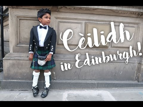 A Scottish Ceileigh in Edinburgh, Merchants Hall, for my brother's wedding!