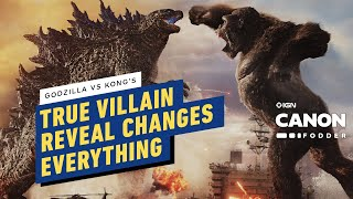 Godzilla vs. Kong Ending Explained: How the True Enemy Reveal Changes Everything | Canon Fodder