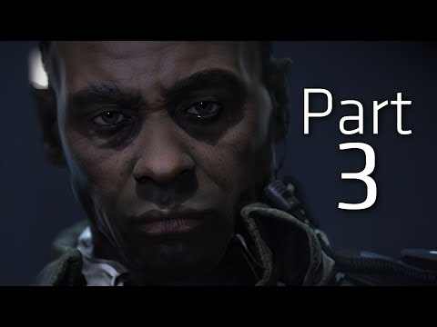 Killzone Shadow Fall Gameplay Walkthrough Part 3 - Crew Rescue - Mission 2 (PS4)