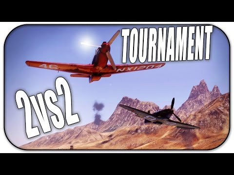 War Thunder | EPIC 2vs2 Duels Tournament